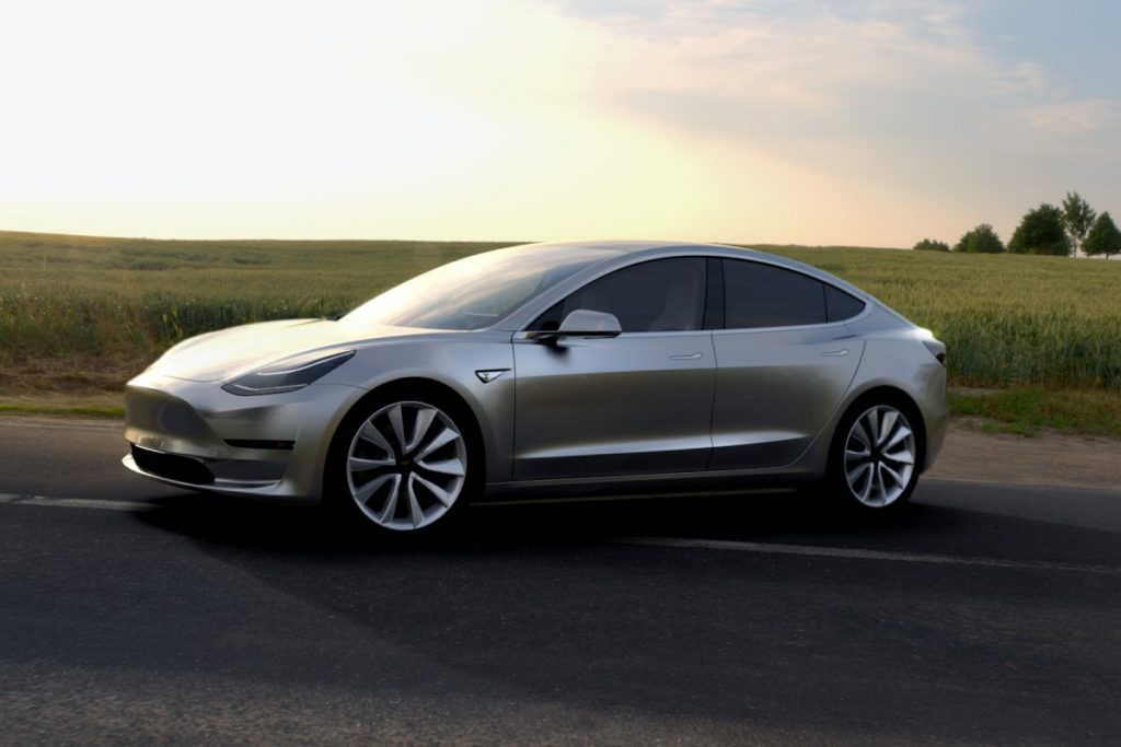 Tesla Model 3, une production en avance !