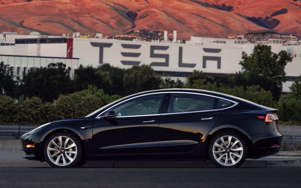 La première Tesla Model 3 est pour Elon Musk