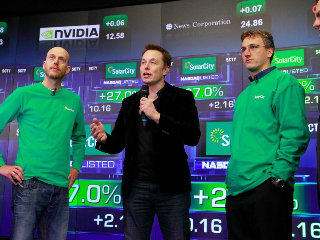 Peter Rive, cofondateur de SolarCity, quitte Tesla
