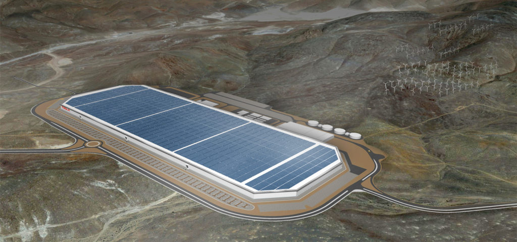 Tesla ouvrira 2 à 3 nouvelles usines aux USA