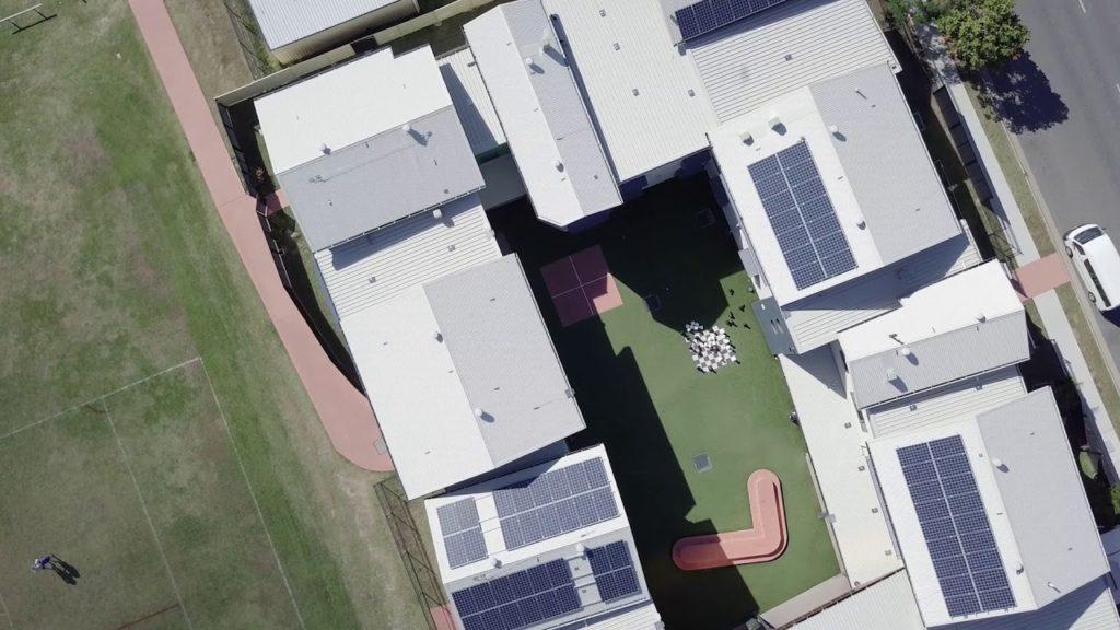 Tesla dévoile en images le projet d'une installation solaire