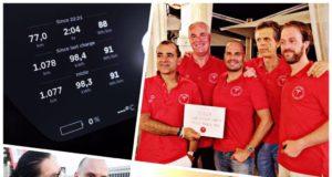 tesla owners club italia record model s p100d