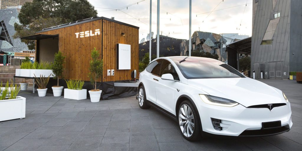 tesla tiny house australie melbourne model x