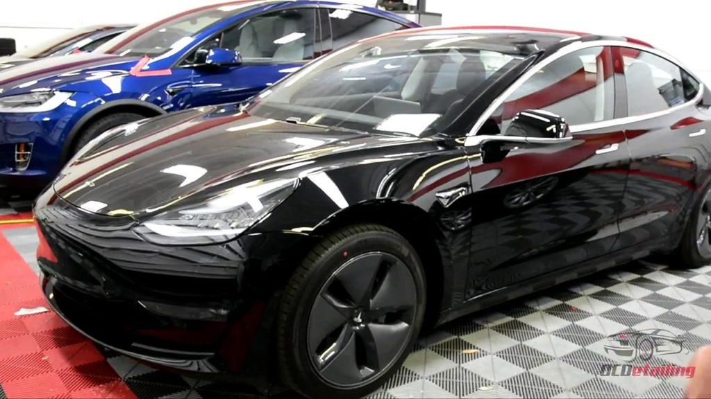 Vidéo:OCDetailing présente le Tesla Model 3 en vidéo