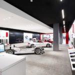 showroom galerie tesla model s model x model 3