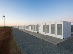 tesla powerpack jamestown australie