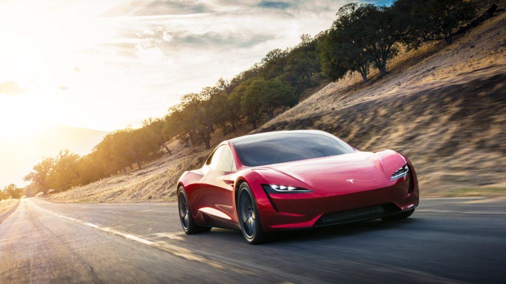 Nouveau Roadster : le futur monstre électrique de Tesla
