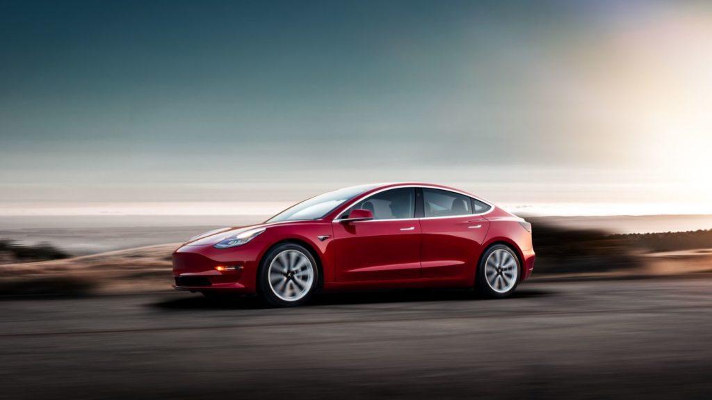 Tesla prépare la production du Model 3 à 5 000 unités par semaine