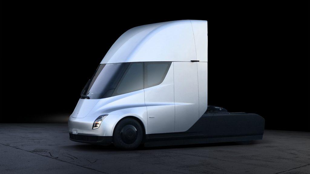 Les réservations du Tesla Semi s'ouvrent à l'Europe