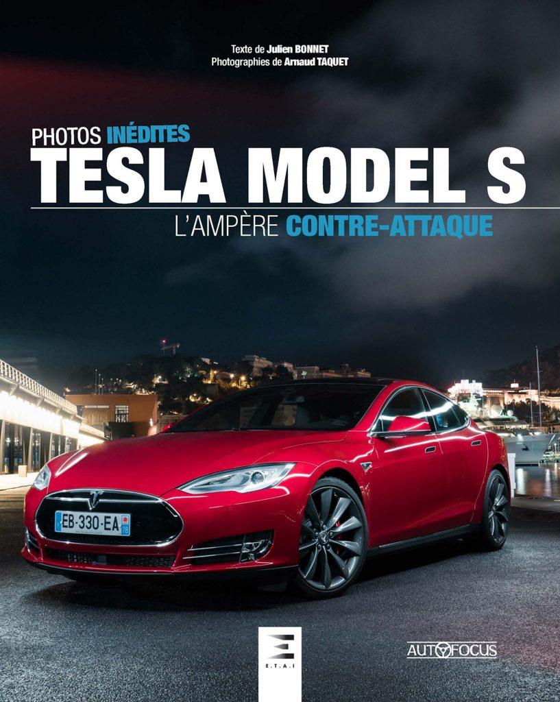 Gagnez le livre « Tesla Model S : L'ampère contre-attaque »