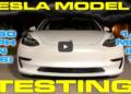 La Tesla Model 3 accélère plus rapidement que prévu