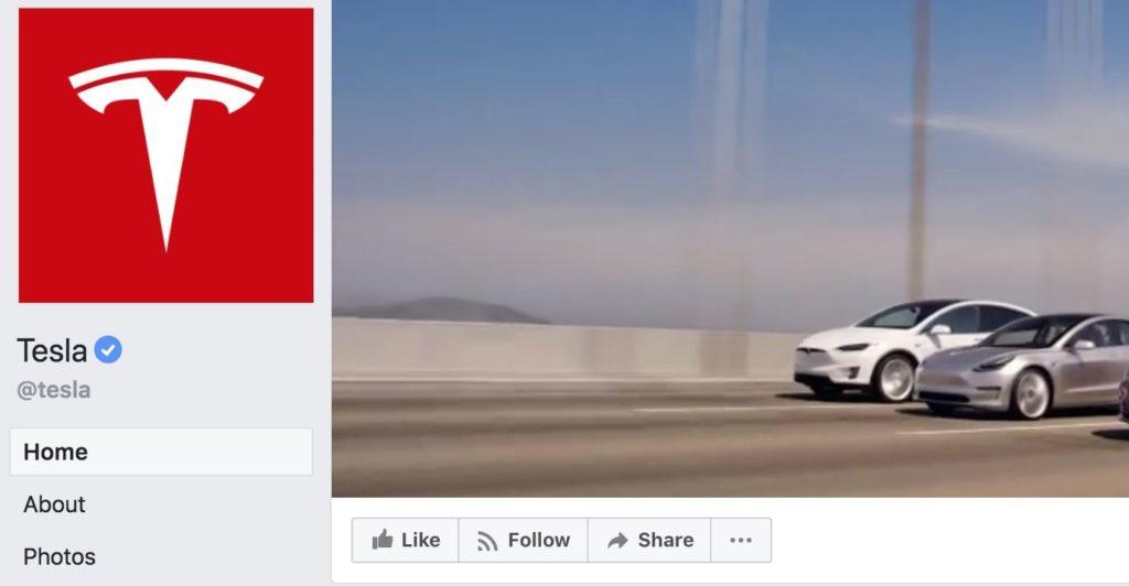Les pages Facebook de Tesla et SpaceX supprimées par Elon Musk