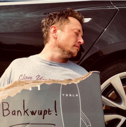 Poisson d'avril : Elon Musk se moque des détracteurs de Tesla