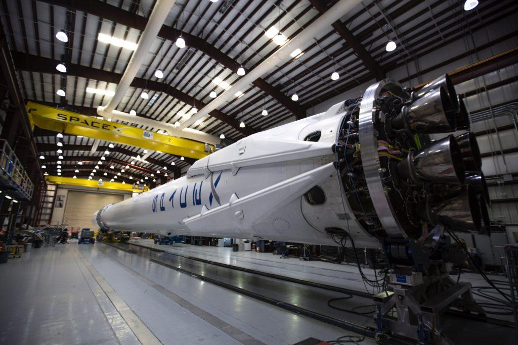 SpaceX : les fusées pour Mars seront construites à Los Angeles