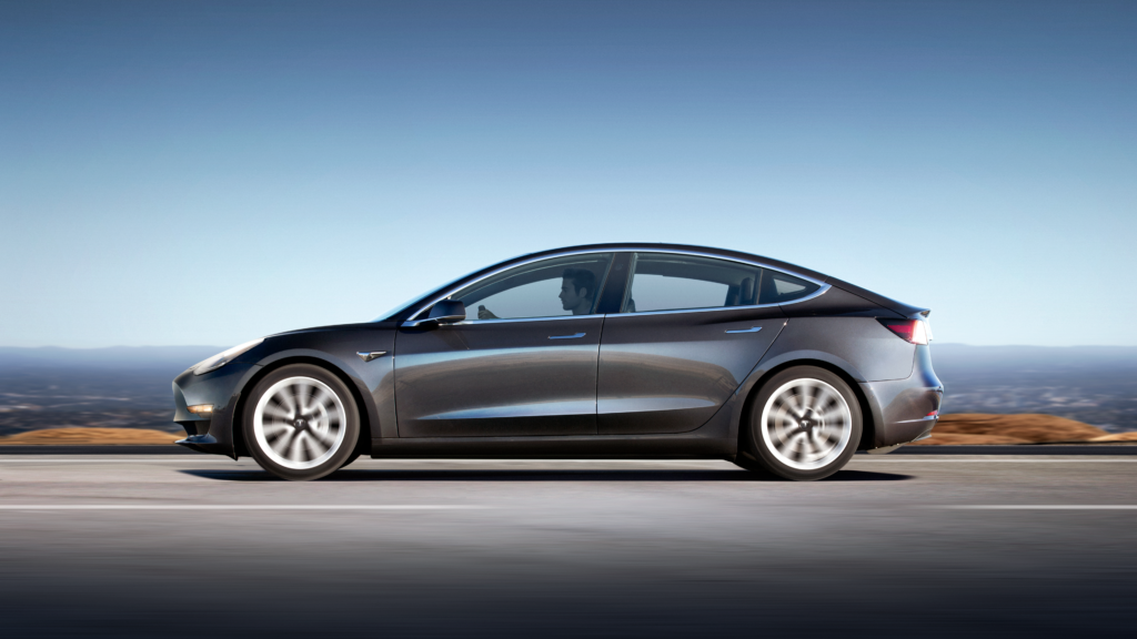 La production du Tesla Model 3 temporairement suspendue
