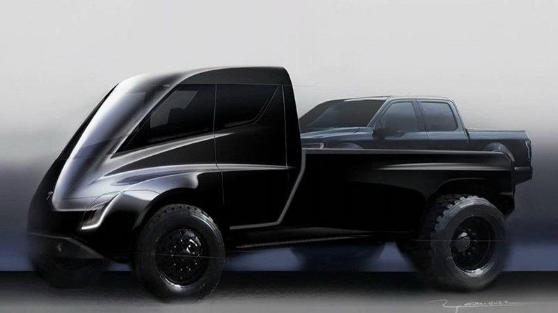 Les nouveaux détails du Pick-up électrique de Tesla