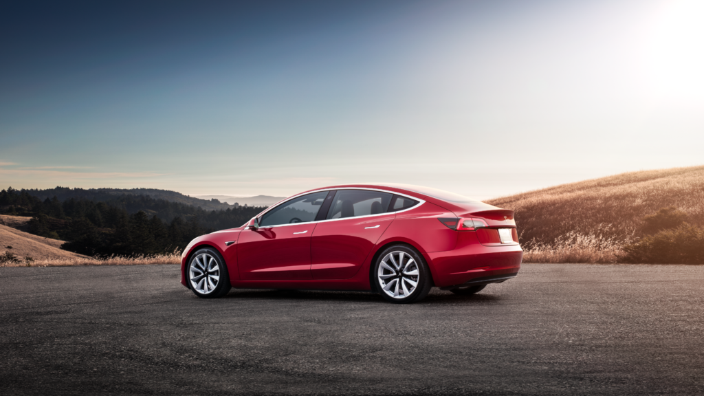 Tesla Model 3 : l'objectif de 5 000 fabrications par semaine atteint