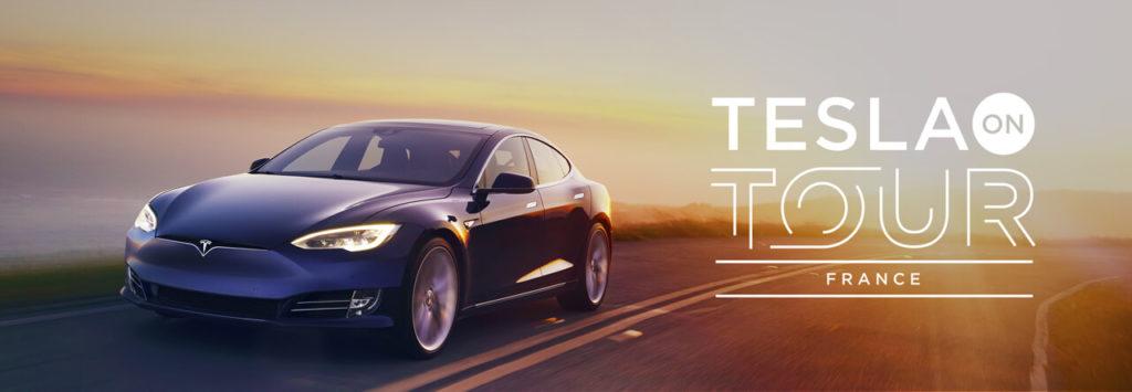 Tesla : détails de la tournée estivale 2018