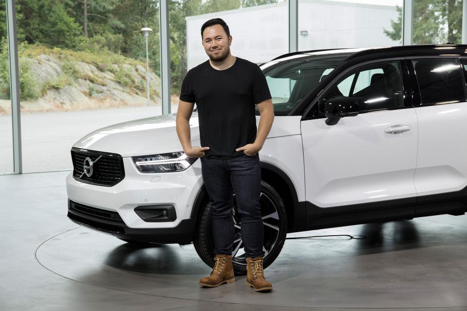 Tesla embauche Ian Kettle, designer du Volvo XC40