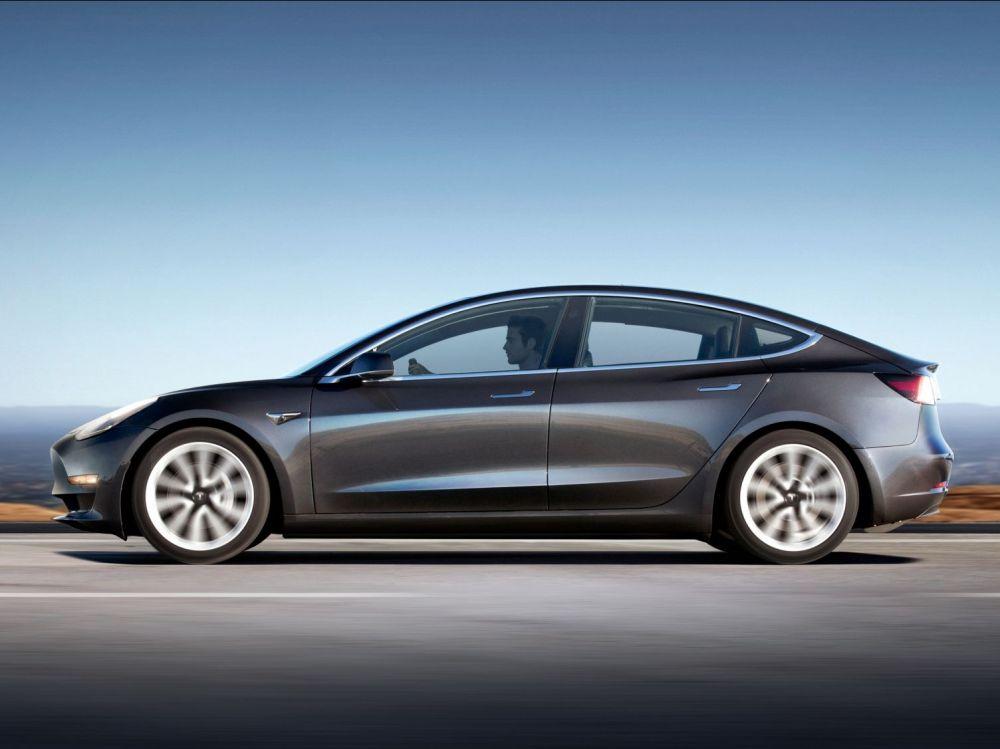 tesla model 3 voiture electrique la plus vendue